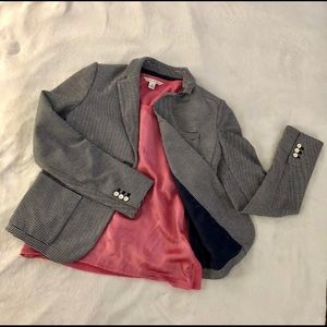 Banana Republic Silk Blouse/ Blazer Bundle